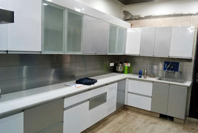 Kamal stainless steel modular kitchenSultan Pur Majra