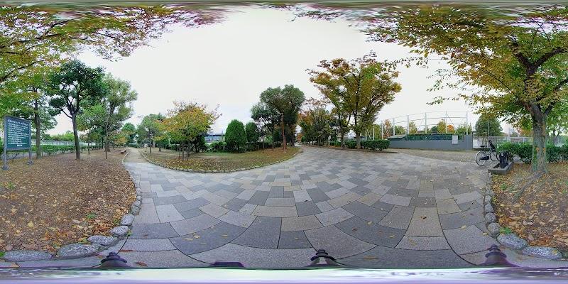 友呂岐緑地(萱島口)