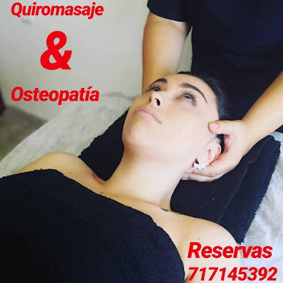 imagen de masajista EPR - Quiromasaje y Osteopatía