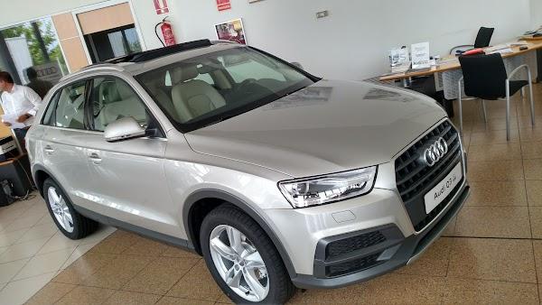 Audi Tres Cantos