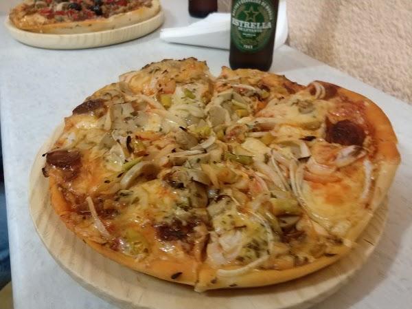 Pizzería Alemana