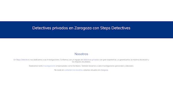 Steps Detectives Privados