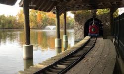 Wild Kingdom Train