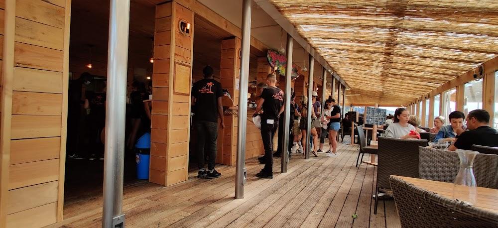 photo du resaurant Brasserie de la Digue