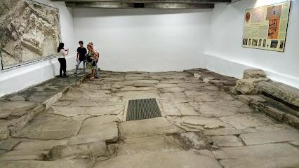 Calle Romana (Restos Arqueológicos)