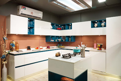 Elements Modular KitchenThane