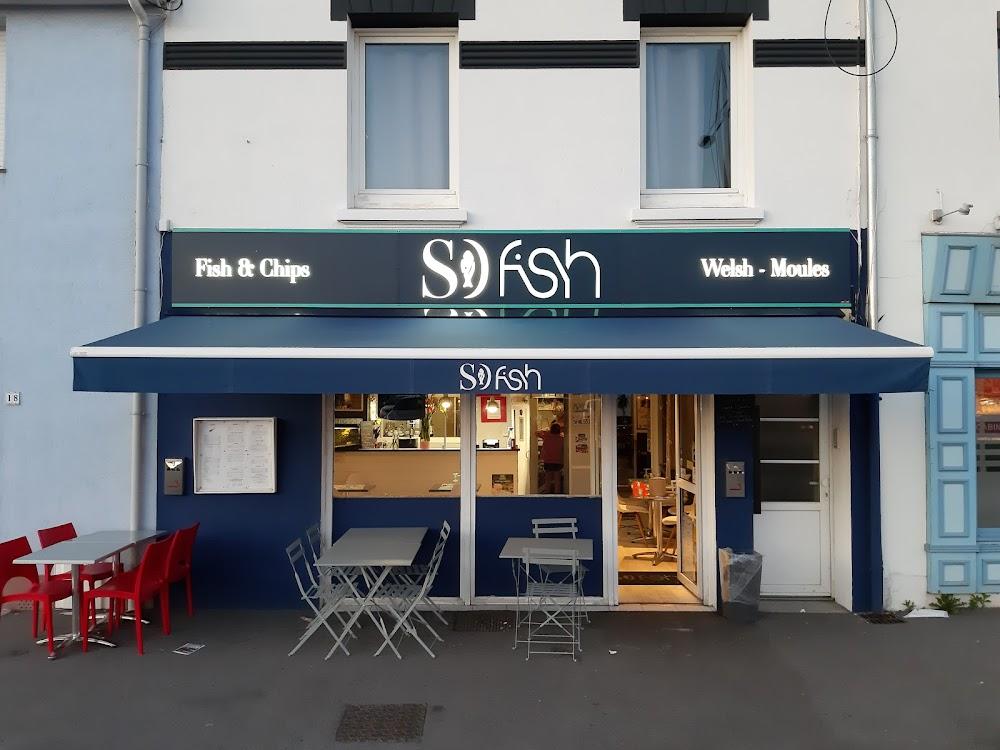 photo du resaurant Sofish