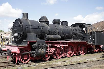 Darmstadt-Kranichstein Railway Museum