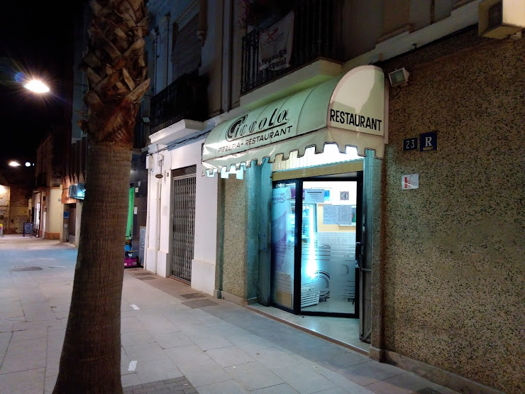 Restaurante Piccola Carrer d'Àngel Guimerà, 23, 08840 Viladecans, Barcelona