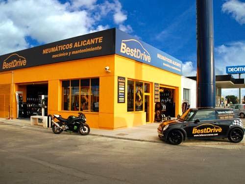 BestDrive Neumáticos Alicante