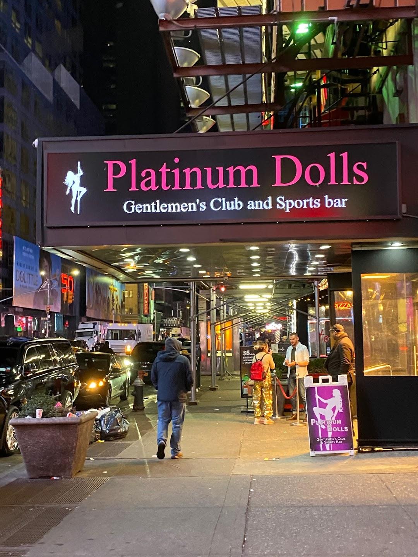 Platinum Dolls Gentlemens Club & Sports Bar