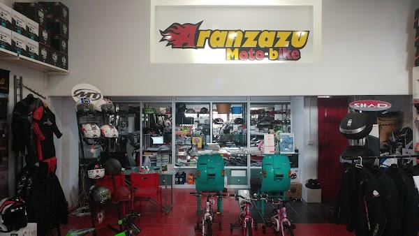 Aránzazu Motobike