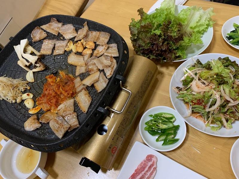 韓国料理屋 おがね