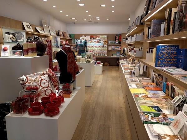 Tienda Librería de la Alhambra