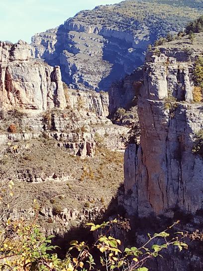Mirador del cañón de Leza