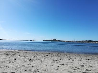 Pillar Point Harbor Beach