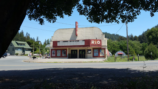 Movie Theater «Rio Theater», reviews and photos, 20396 Bohemian Hwy, Monte Rio, CA 95462, USA