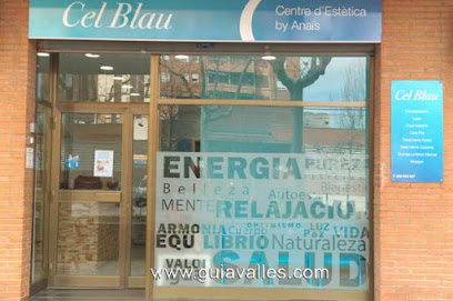 imagen de masajista Estetic Cel Blau