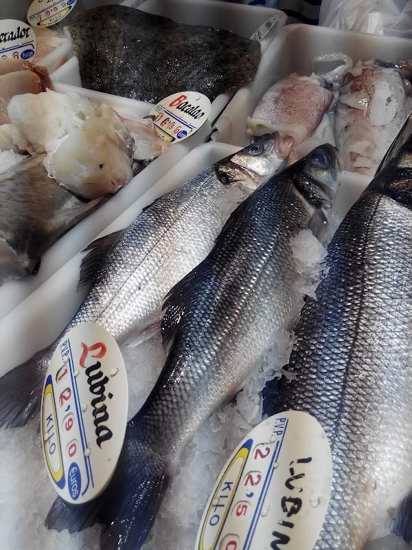 Pescadería Merche