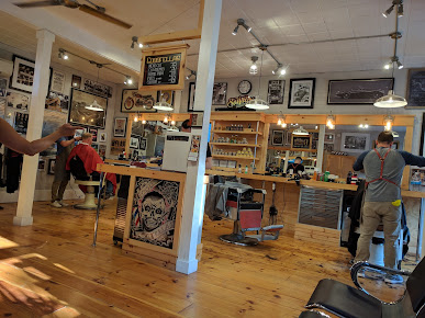 Goodfellas Barbershop Westbrook Maine