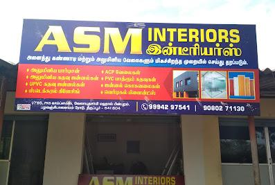 ASM InteriorsTiruppur