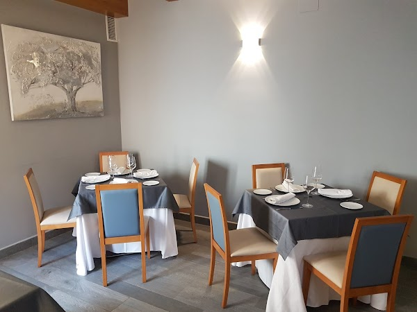 Entreolivos Restaurante