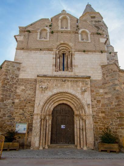 Iglesia Santa Maria de Puy
