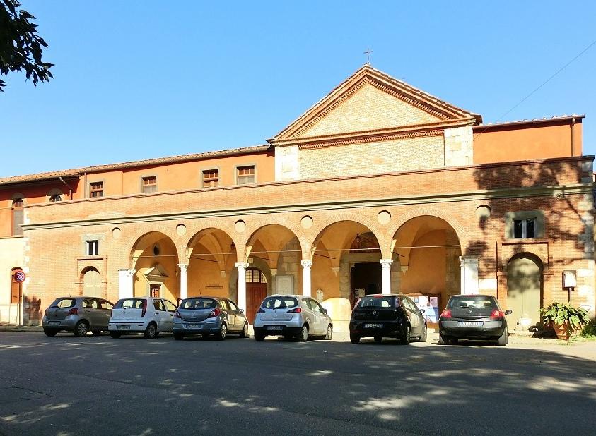Chiesa e convento di Santa Croce in Fossabanda