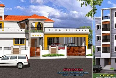 Ayssvaryam – Architects Salem
