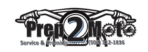 Réparation de moto Prep2Moto Service & Training à Boudreau-Ouest (NB) | AutoDir
