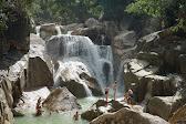 Ba Ho Waterfalls Cliff Jumping