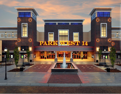 Movie Theater «Park West 14», reviews and photos, 3400 Village Market Pl, Morrisville, NC 27560, USA