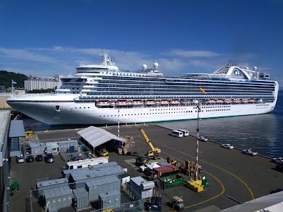 Smith Cove Cruise Terminal at Pier 91
