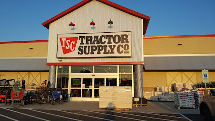 Home improvement store Tractor Supply Co.