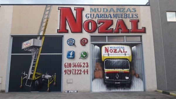 Mudanzas Nozal