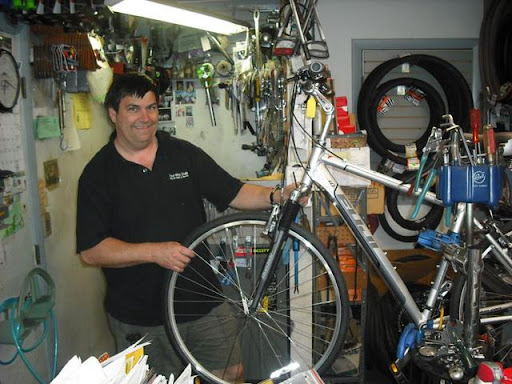 Bicycle Store «Your Bike Shop», reviews and photos, 459 Willett Ave, Riverside, RI 02915, USA