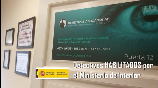Detectives Asociados AB