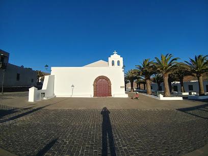 Iglesia de San Marcial del Rubicón