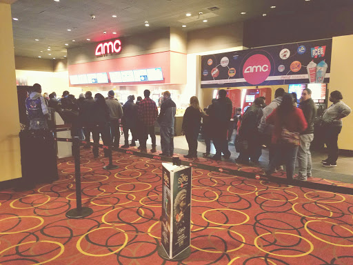 Movie Theater «AMC Ford City 14», reviews and photos, 7601 South Cicero Ave, Chicago, IL 60652, USA