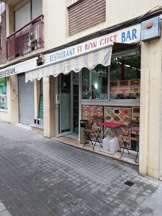 EL BON GUST Carrer de les Corts, 08028 Barcelona