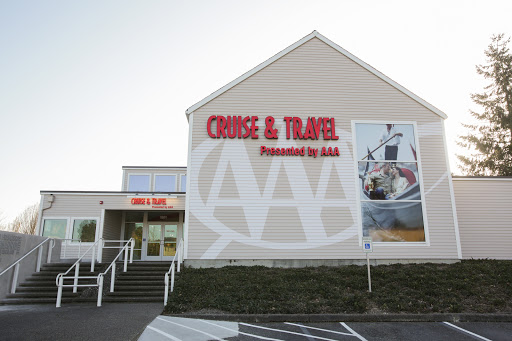 Cruise & Travel Presented by AAA - Tacoma, 1801 S Union Ave, Tacoma, WA 98405, Travel Agency
