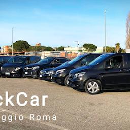 Black Car NCC noleggio con conducente Roma