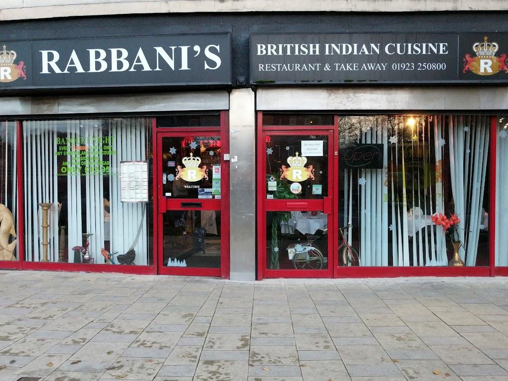 Rabbani's Indian Restaurant