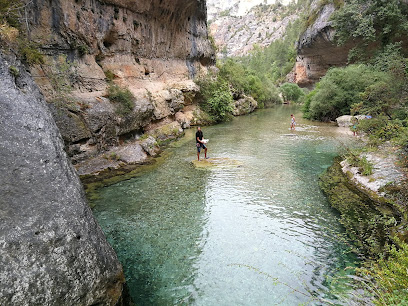 Nacimiento del Río Pitarque, The Silent Route A-1702