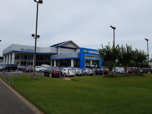 Chevrolet Dealer «Solomon Chevrolet Cadillac», Reviews And Photos, 4886  Montgomery Hwy, Dothan, AL 36303, ...