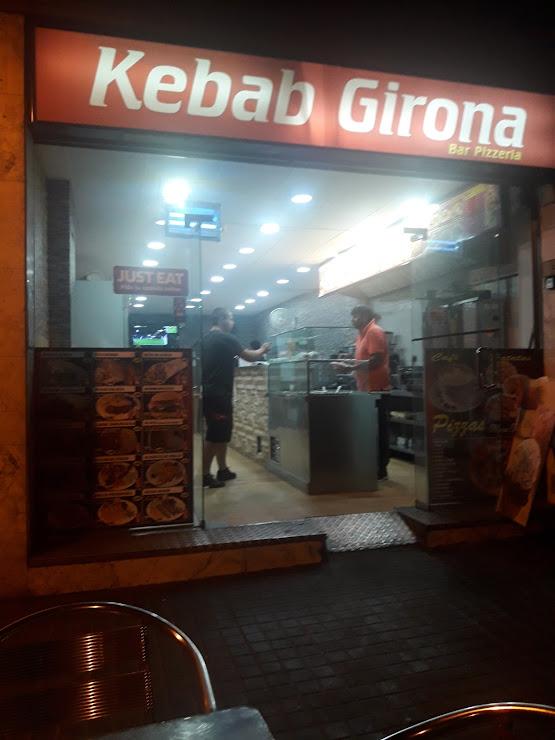 Pizzería Girona Bar y Kebab Av. de Francesc Macià, 49, 08921 Santa Coloma de Gramenet, Barcelona