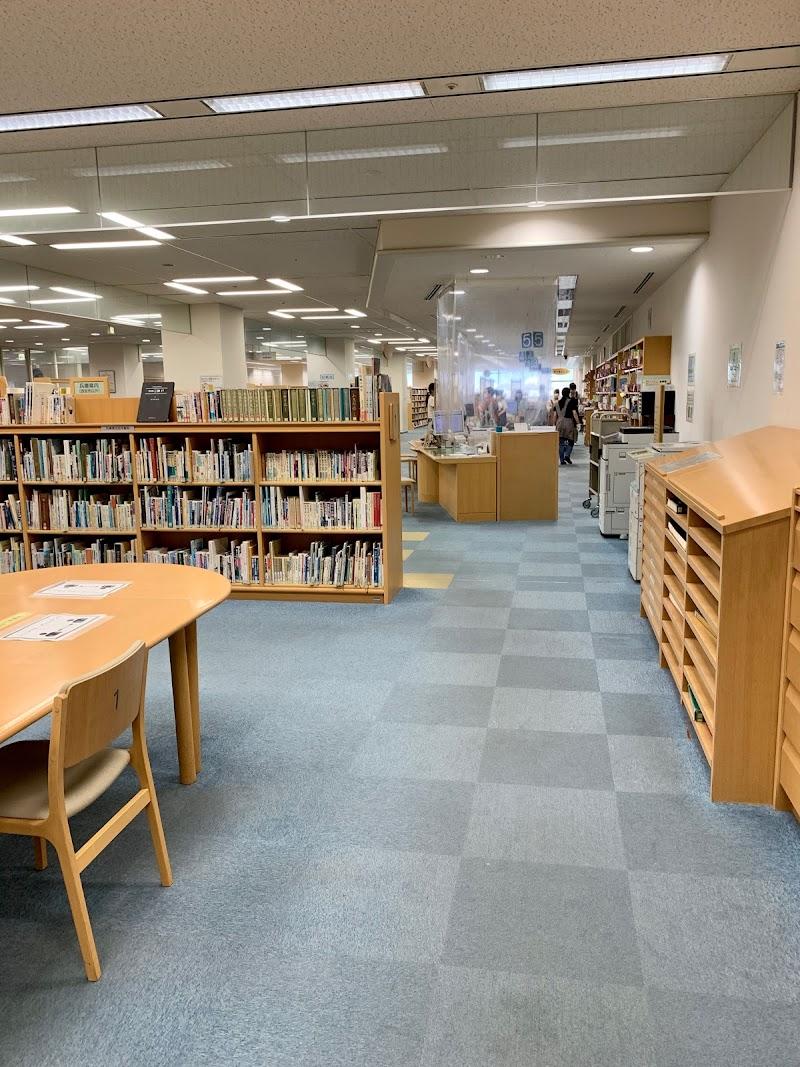 市立 図書館 西宮 西宮市立中央図書館