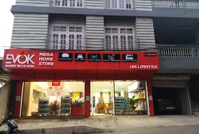 EVOK Furniture Store by Hindware – Aizawl, Mizoram ( LBS Lifestyle)Aizawl