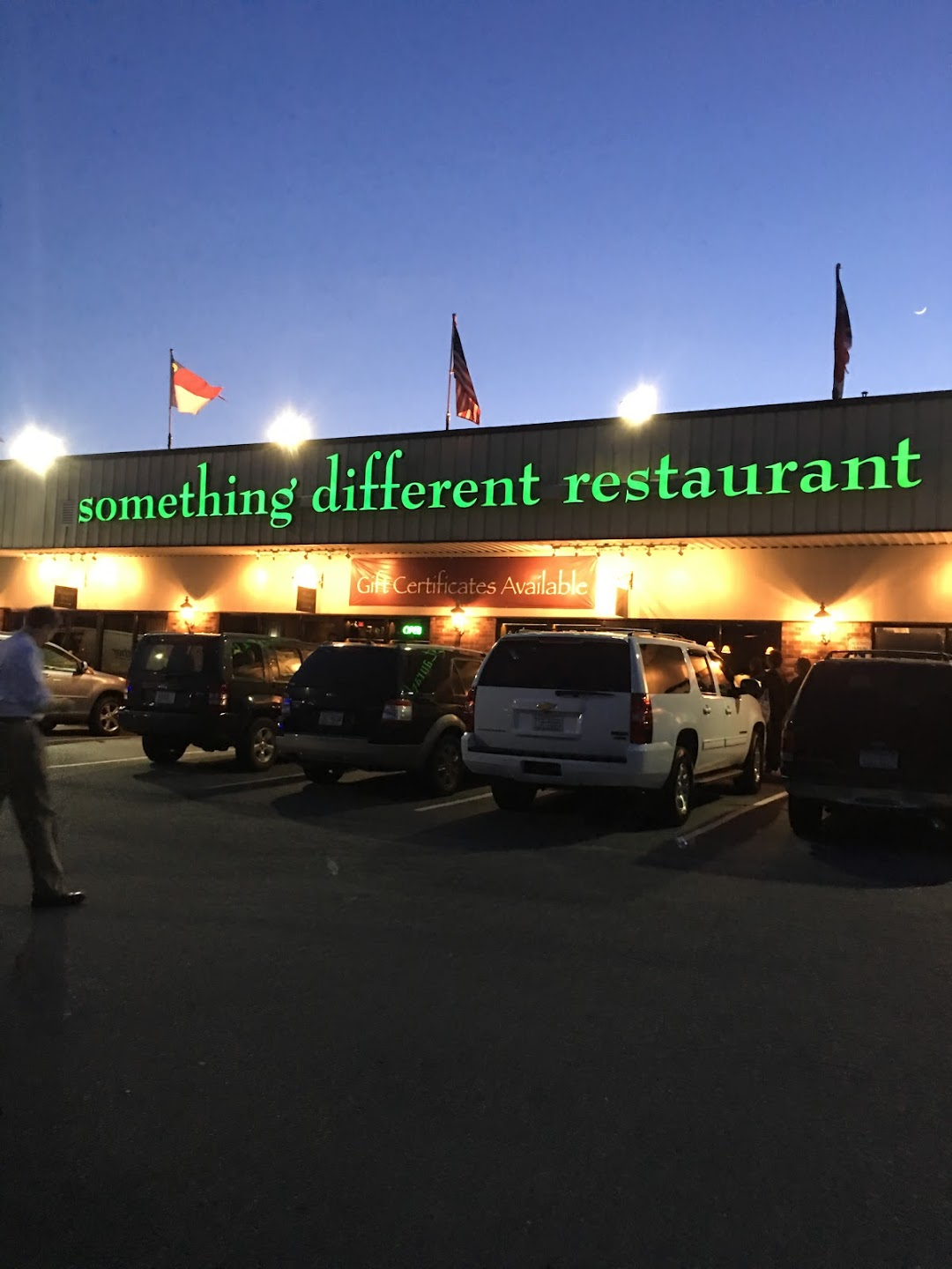 Something Different Restaurant & Catering