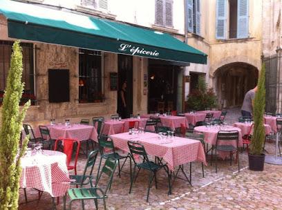 photo du restaurant Restaurant L'Épicerie Avignon